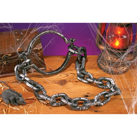 Morris Costumes New Zombie Polyethylene Chain Small Decorations & Props, Style FW90576