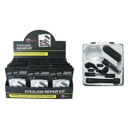 Diamond Visions Max Force 2220713 Eyeglass Repair Kit Multipack (2 eyeglass repair (Eyeglass World Coupon)
