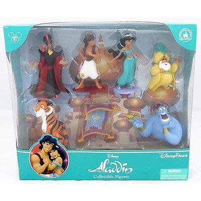 Disney Wedding Cake Toppers (disney parks princess aladdin jasmine figure cake topper playset new with)