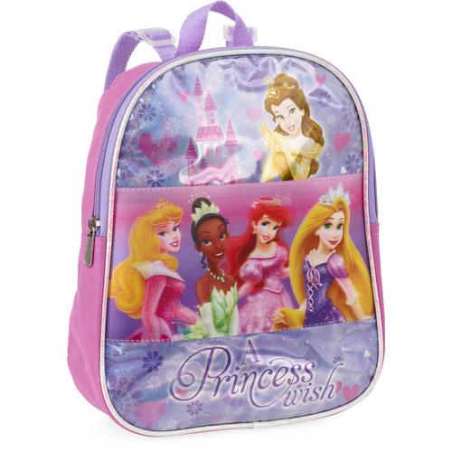 "Disney Princess 10"" Lenticular Backpack"