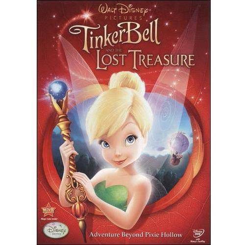 Tinker Bell And The Lost Treasure (Widescreen)