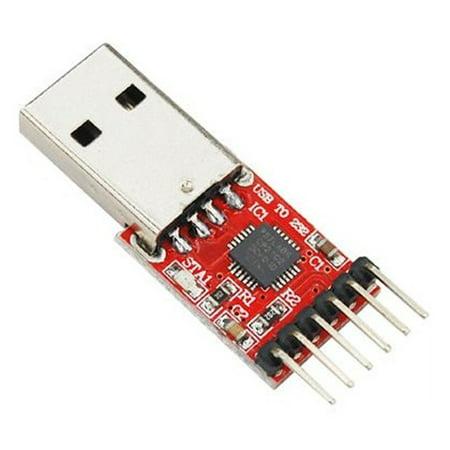 USB 2.0 to TTL UART 6PIN Module Serial Converter (Sel Usb To Uart Bridge Controller Driver)