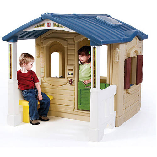 Step2 Naturally Playful Front Porch Playhouse by The Step2 Company
