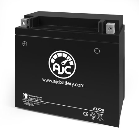 Arctic Cat 700 Bearcat 3000 Pantera 3000 700CC Snowmobile Replacement Battery (2016-2017) - This is an AJC Brand Replacement - image 1 of 4