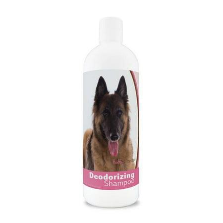 Belgian Tervuren Breed - Healthy Breeds 840235169840 16 oz Belgian Tervuren Deodorizing Shampoo