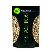Wonderful Roasted & Salted Pistachios, 24 Oz
