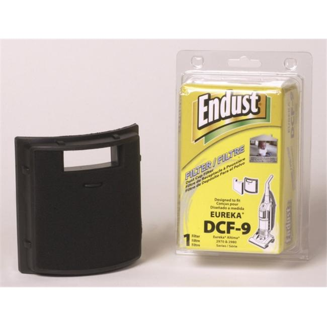 ENDUST                                             Eureka DCF-9 Dust cup Filter Pack (Set of 3)