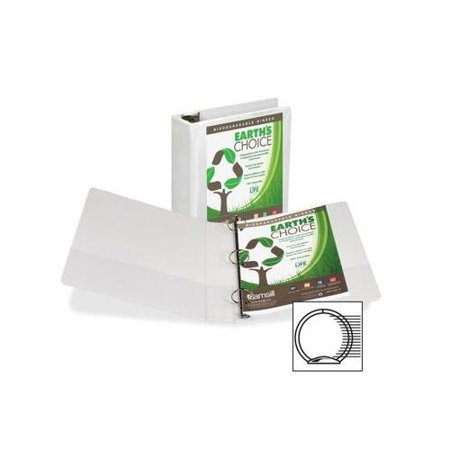 Insertable Recycled Binder (Samsill Insertable Recycled Vue Binder)