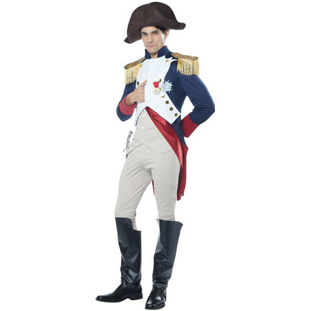 French Emperor Napoleon Adult - French Fries Costume