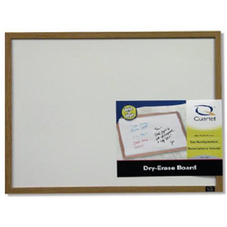 Quartet Dry-Erase Board 17-Inch x 23-Inch Oak Finish Frame - Halloween Dry Erase Art