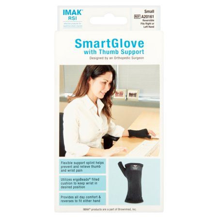 Imak Small SmartGlove with Thumb Support