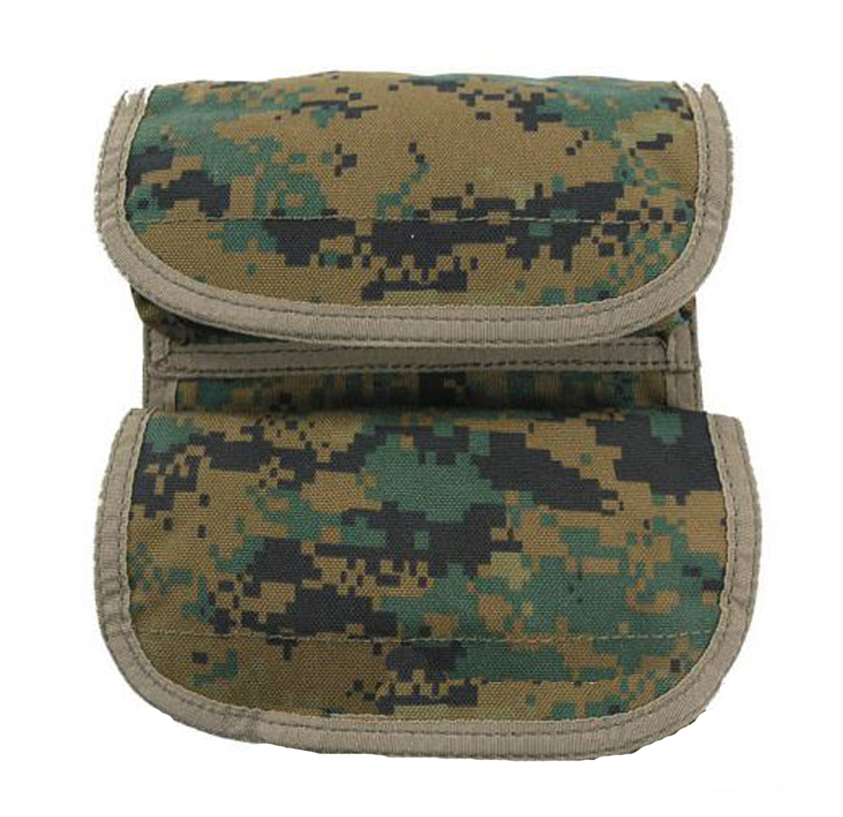 Rap4 Paintball Molle Utility Pouch for Tactical Vest - Digi Camo