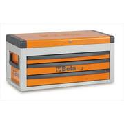 Beta Tools 022000501 C22S O-Portable Tool Chest - Orange
