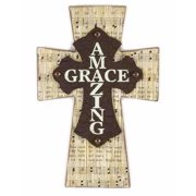 Cross-Layered Amazing Grace (Pack Of 2)
