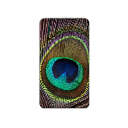 Peacock Feather Lapel Hat Pin Tie Tack