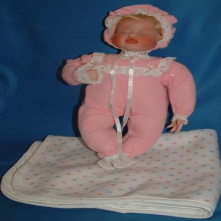 Ashton Drake Porcelain Doll - Elizabeth's Homecoming