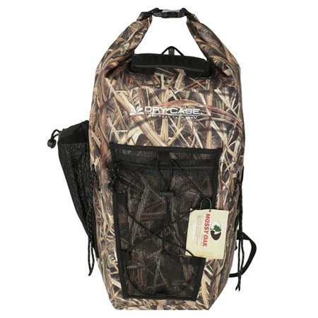 Dry CASE Waterproof Camo Backpack Brunswick Shadow Grass Blades Camouflage