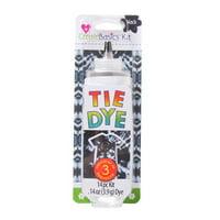 Create Basics Black Tie Dye, 1 Each