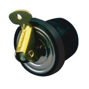 Sea-Dog 520093-1 Brass Baitwell Plug - 5/8""
