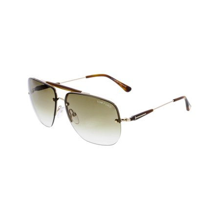 2c9ab38587054 ... UPC 664689646876 product image for Tom Ford Men s Gradient Nils FT0380-28F-61  Brown
