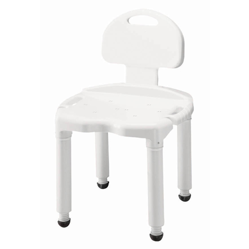 Apex-Carex Universal Bath Seat with Back