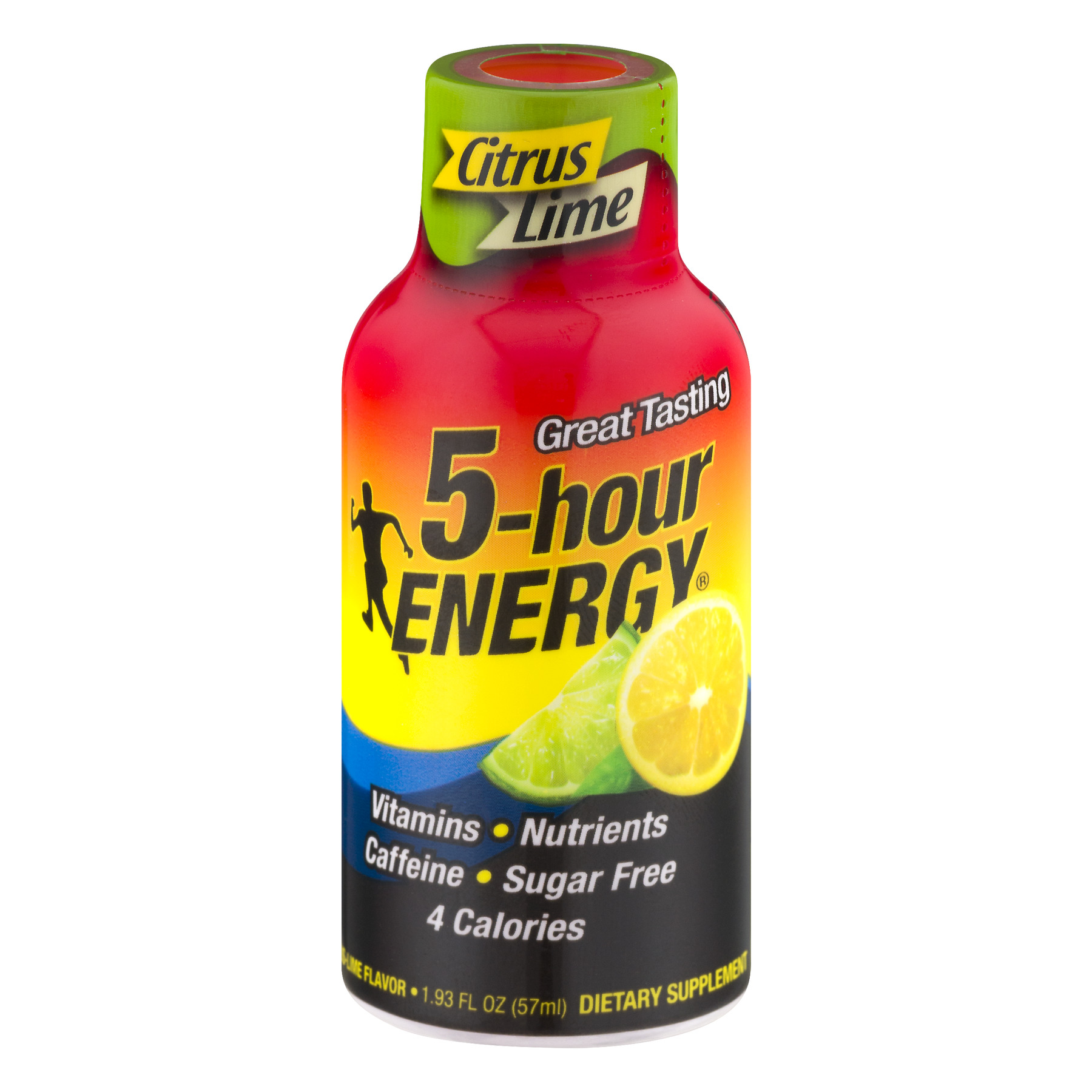 5-Hour Energy Citrus Lime, 1.93 FL OZ