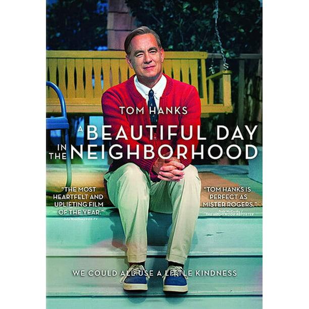 A Beautiful Day In The Neighborhood Dvd Walmart Com Walmart Com