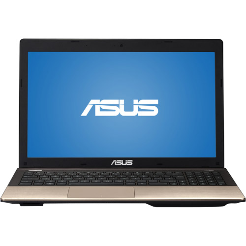 "Asus Matte Dark Brown 15.6"" K55A-RBR6 Laptop PC with Intel Core i5-2450M Processor and Windows 7 Home Premium"