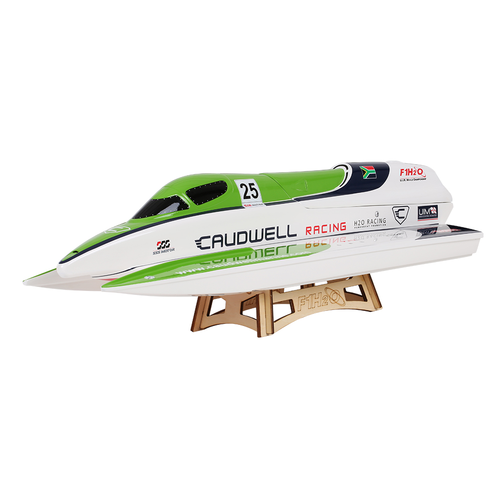 TFL Hobby 1138 Caudwell F1 2.4G Racing Brushless Electric Water Cooling Speedboat Fibre Glass RC Boat by