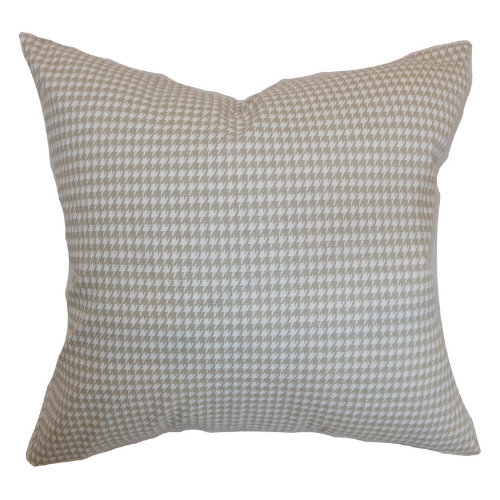 The Pillow Collection Lviv Houndstooth Pillow