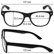 bf662f3fa4f Small KIDS SIZE Retro Color Frame Clear Lens Glasses NERD Costume Fun Boys  Girls (Age