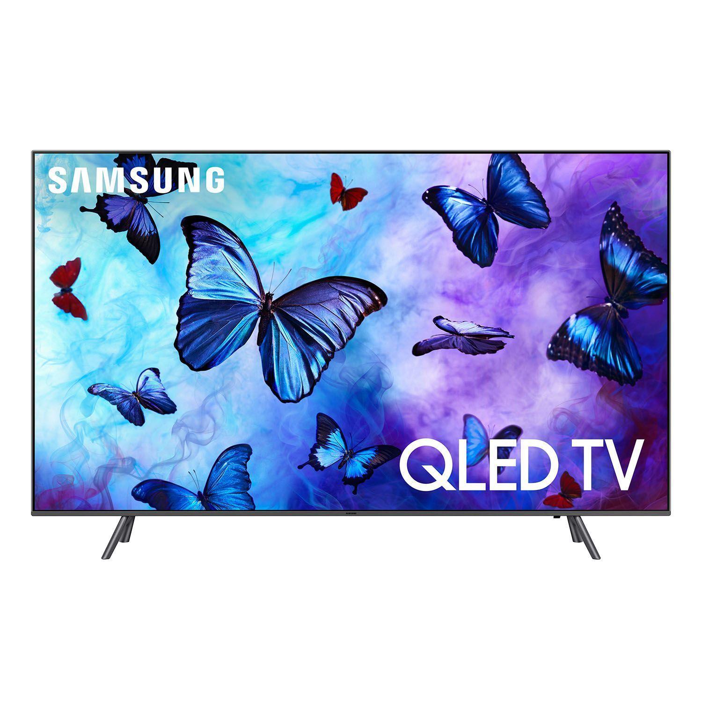 Refurbished Samsung 55 in. QLED 4K Ultra HD HDR Smart TV