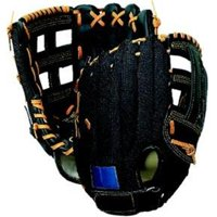 Olympia Sports BS142P 12 in. Leather-Nylon Mesh Glove - Right Handed