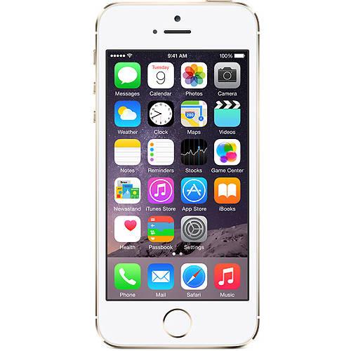Apple iPhone 5S 16GB, Refurbished Sprint (Locked)