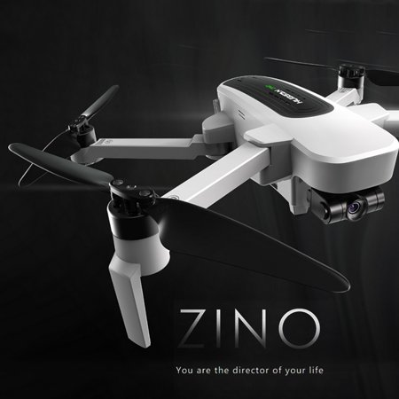 Hubsan H117S Zino GPS Drone 1KM 5G Wifi FPV UHD 4K Camera 3-Axis Gimbal Aerial Photography Brushless Foldable RC