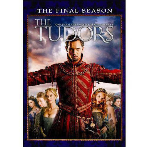 TUDORS-COMPLETE FINAL SEASON (DVD) (3DISCS)