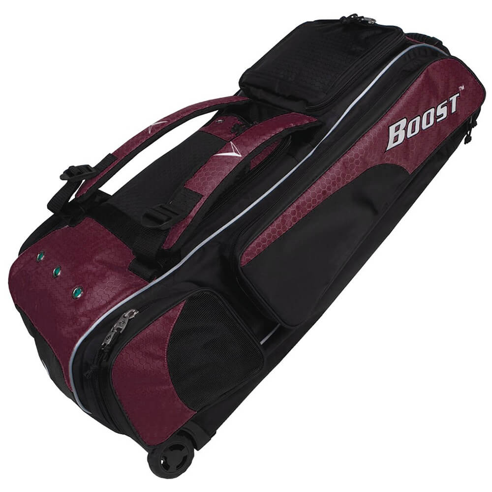 Diamond Boost Wheeled Bat Bag