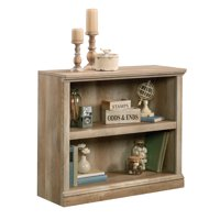 Sauder Select 2-Shelf Bookcase, Multiple Finishes