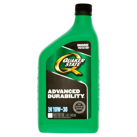 Quaker State Advanced Durability Sae 10W 30 Motor Oil  1 Qt