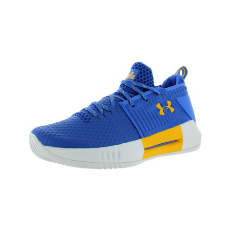 Under Armour Mens Drive 4 Low Padded Insole Logo Sneakers