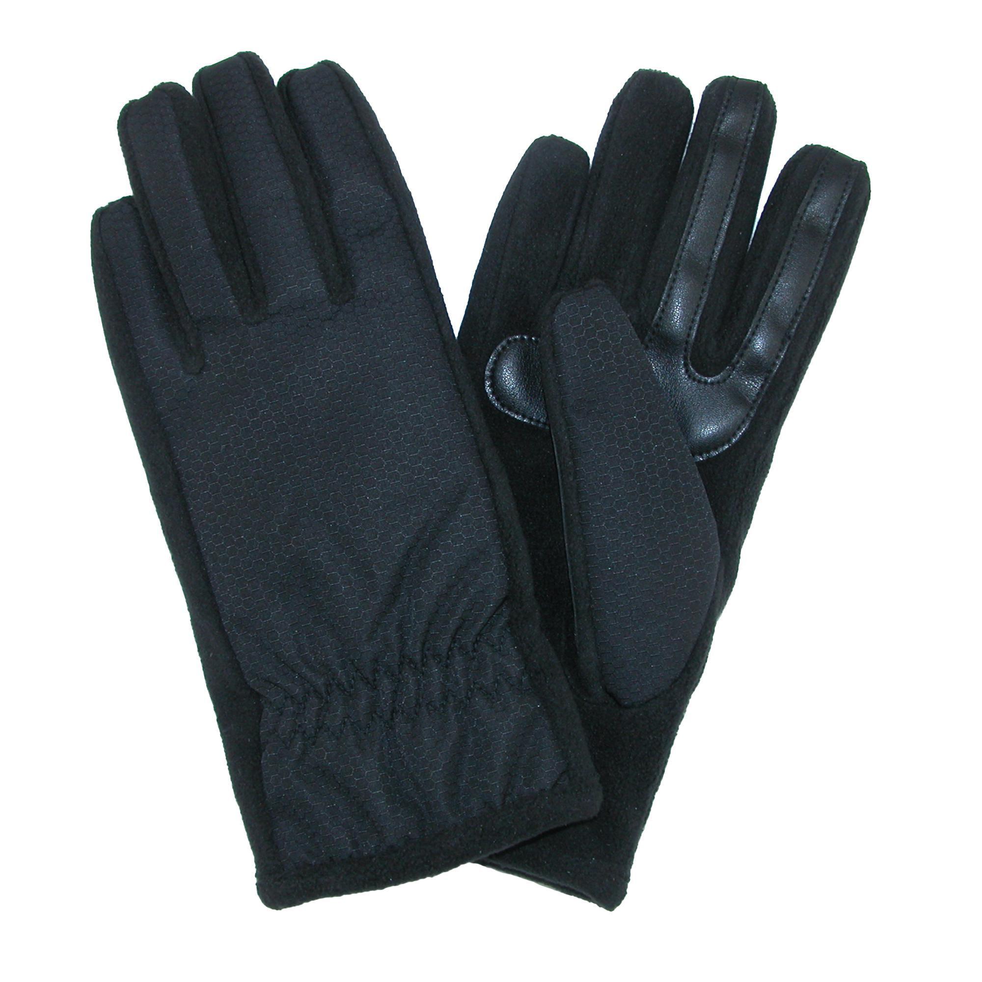 Isotoner  Women's Nylon SmarTouch Winter Texting Gloves