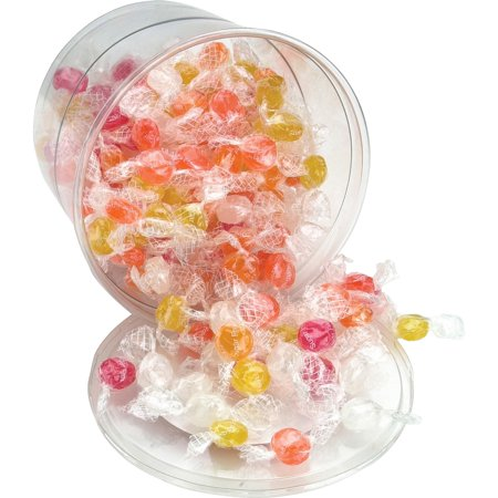 Office Snax, OFX00007, Individually Wrapped Sugar-free Candy, 1 Each - Individually Wrapped Buttermints