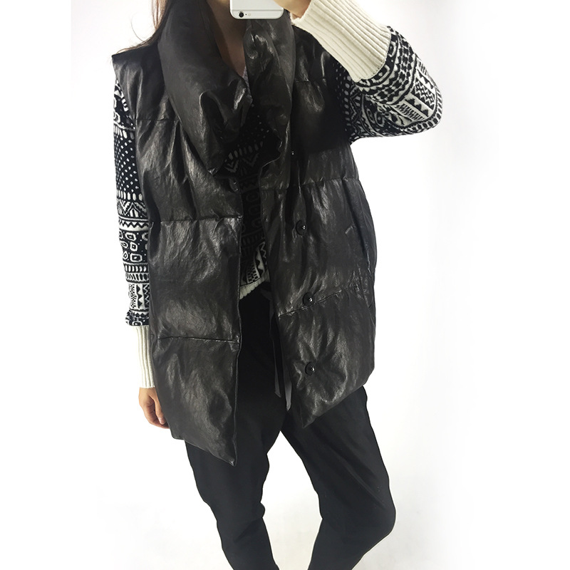Women's Winter Warm Faux Fur Wool Hooded Coat Parka Down Outwear Jacket