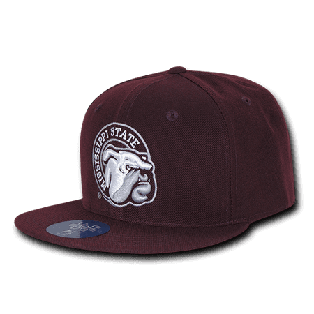 NCAA Mississippi State University Freshmen College Fitted Caps Hats 7 3/8