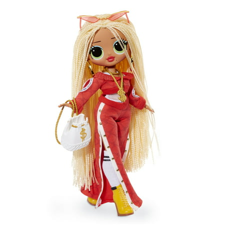 L.O.L. Surprise! O.M.G. Swag Fashion Doll with 20 Surprises