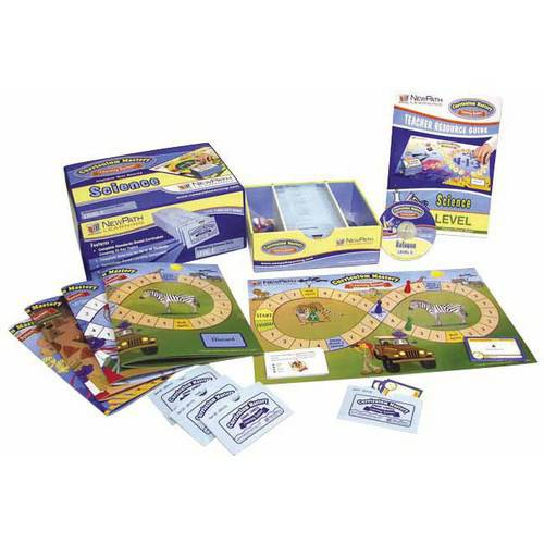 NewPath Science Curriculum Mastery Games Class Pack, Multiple Grade Levels by Newpath Learning LLC