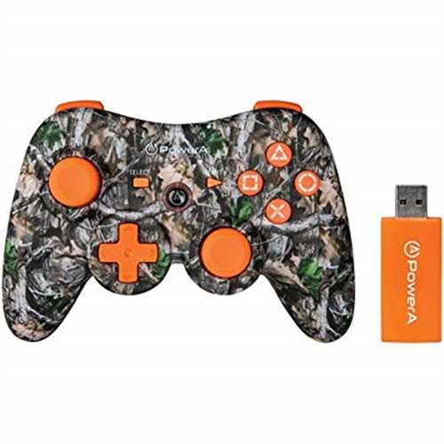 Refurbished Power a Pro Realtree Wireless Controller, Timber (Ps3)