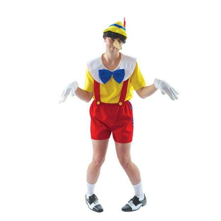 Pinocchio Adult Costume - Pinocchio Diy Costume