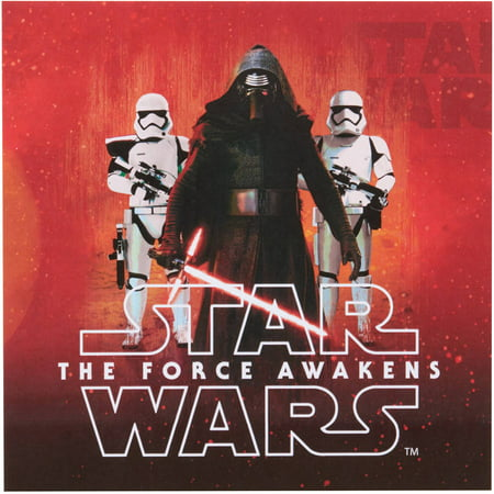 Star Wars Party (Star Wars Episode VII Party Paper Lunch Napkins,)