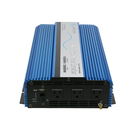 1500 Watt Pure Sine Power Inverter 24 Volt (1500 Watt Pure Sine Wave Power Inverter)
